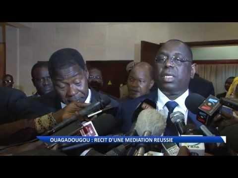 Crise au Burkina Faso : récit de la médiation de Boni Yayi et Macky Sall
