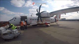 Transporte de material de protección hacia Puglia y Calabria