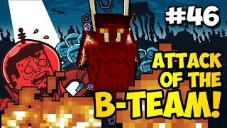 minecraft a witchy vacation attack of the b team ep 46 hd