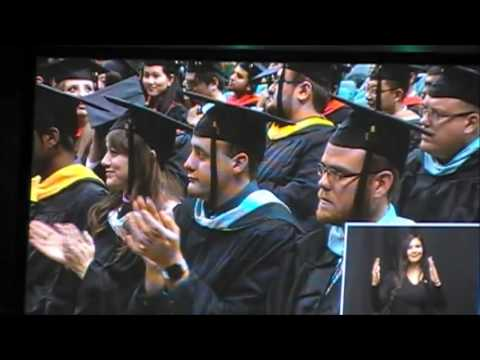 Wright State University 84th Commencement December 17, 2016