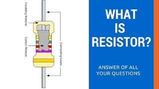 What is resistor- electronics #1