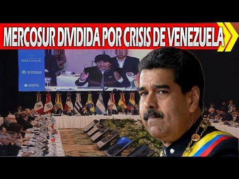 Mercosur Sin Apoyo de Bolivia y Ecuador Da Ultimátum a Venezuela