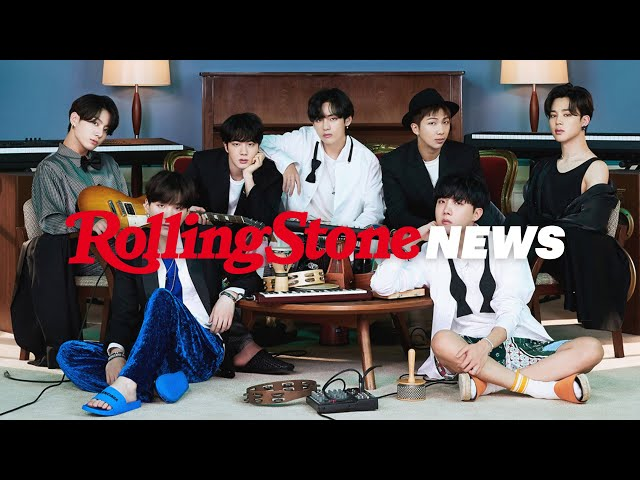 BTS Performs on 'MTV Unplugged' for the First Time | RS News 2/24/21