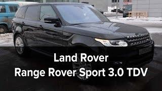 Продажа Land Rover Range Rover Sport 3.0 TDV/Автомобили с пробегом/Автомобильное агентство Mayorcars