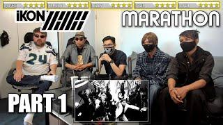 iKON Reaction [ Marathon ] Part 1