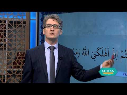 Kur'an Öğreniyorum 50.Bölüm - Mülk Suresi (27-30)