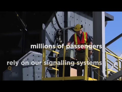 Bombardier Rail Control Solutions celebrates 100 years!