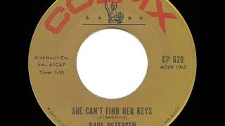 Gambar cover 1962 HITS ARCHIVE: She Can't Find Her Keys - Paul Petersen