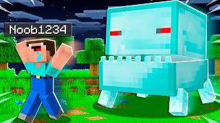 7 Ways to Prank Noob1234 with Diamonds! - Minecraft