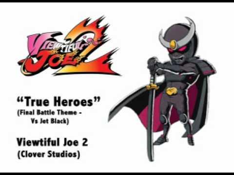 Viewtiful Joe 2 OST True Heroes Extended