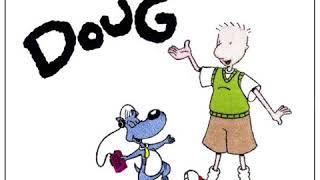 Nickelodeon Doug - Musique de Doug (CD, 1994)
