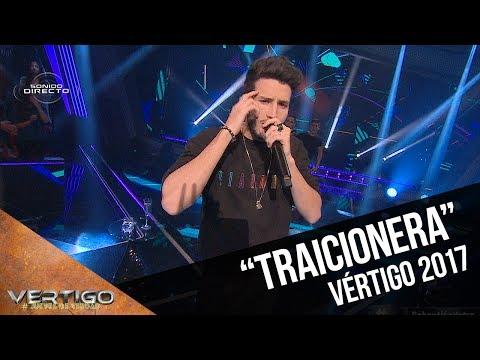Sebastián Yatra - Traicionera | Vértigo 2017