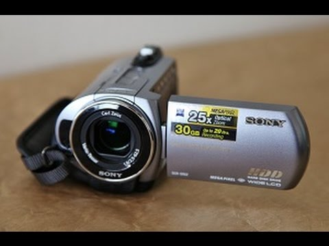 SONY HANDYCAM DCRA C162 WINDOWS 10 DRIVER