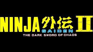 Ninja Gaiden II: The Dark Sword of Chaos [NES] Longplay