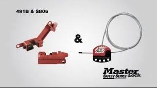 491B & S806 Ball Valve Lockout
