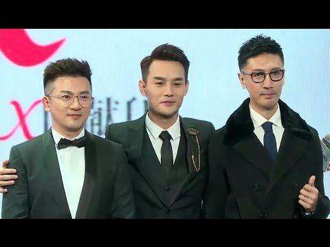 Yes娛樂直播~2017 1/17  電影《嫌疑人x 的獻身》 雙雄發佈會~~蘇有朋、王凱、張魯一