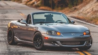 Modified Mazdaspeed NB Miata One Take