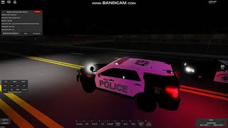 Officer down tribute. ROBLOX Version