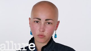 What Makes This Woman with Alopecia Feel Beautiful | Dispelling Beauty Myths | Allure