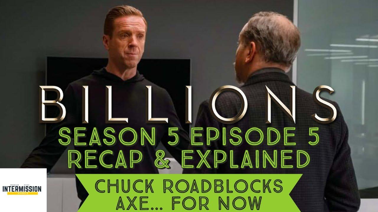Download Billions Season 5 Episode 5 Recap & Explained: Chuck Roadblocks Axe...For Now (Spoilers)