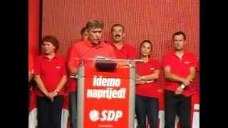 SDP BiH Skup Konjic Mirsad Ljeljak