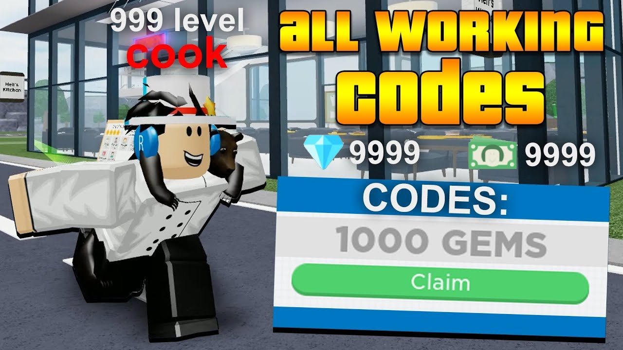 All Restaurant Tycoon 2 Codes Roblox - codes for restaurant tycoon 2 roblox 2019