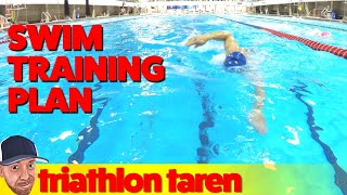 TRIATHLON TRAINING for BEGINNERS: The 3 Phases of How Often You Have To Swim
