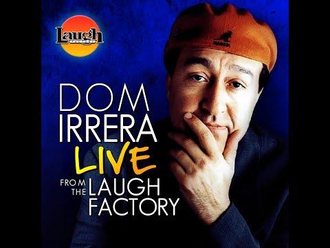 Jade CattaPreta Dom Irrera LIVE from the Laugh Factory