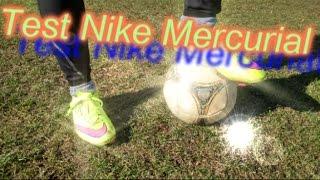 freekickerz hun test nike mercurial veloce ii fg pro boots by hfk