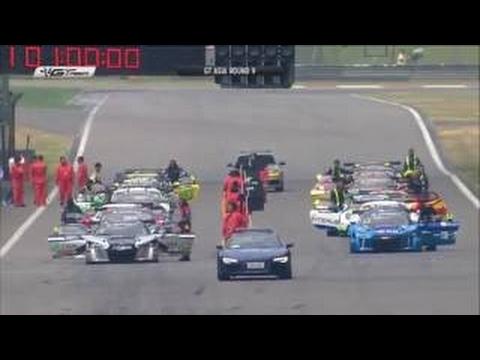 GT Asia Series, Round 10, Shanghai International Circuit, Shanghai