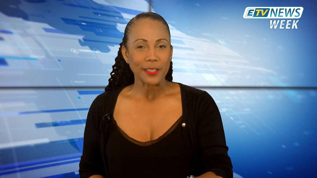 JT ETV NEWS WEEK du Samedi 30 Mars 2019