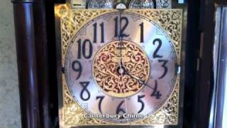 Revere Grandfather Clock