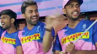 Match Day Fan Cam - #RRvMI   IPL 2019   Rajasthan Royals