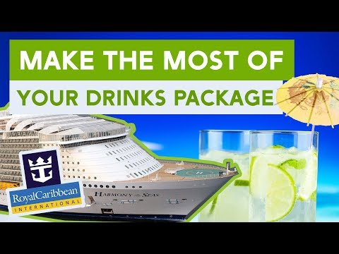 How To Make The Most Of Royal Caribbean Drinks Package