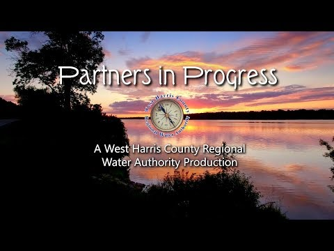 Partners in Progress - A documentary on the massive water infrastructure projects in Houston, Texas