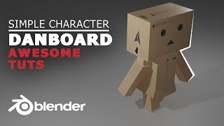Create A Simple Game Character With Blender | Blender 3D Game Modeling