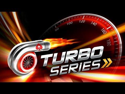 """Turbo Series   $215 Event #11 with Vladimir """"vovtroy"""" Troyanovskiy  - PokerStars"""