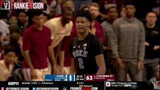 Cam Reddish Full Highlights