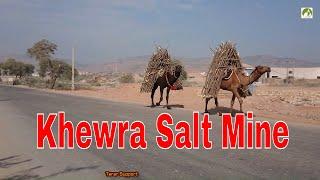 Pakistan's Khewra Salt Mine Resort Trip 2019