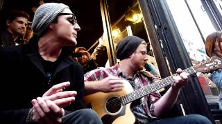 Inside Of You & Roses (OutKast Cover) - The Maine (LIVE ACOUSTIC IN PARIS)