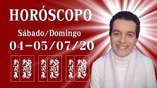 Horóscopo do Dia de Hoje 04 e 05/07/20 [AMOR-TRABALHO-SAÚDE]