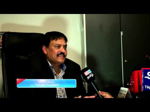 IBC Tamil TV | Swiss Global Launch | Voxpop Sponsor Selvam Transport | Promo 77