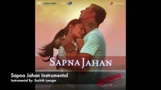 Sapna Jahan Instrumental