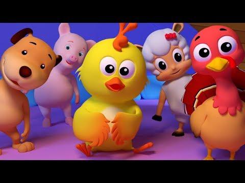 Farmees Nursery Rhymes   Baby Songs & Cartoons for Kids