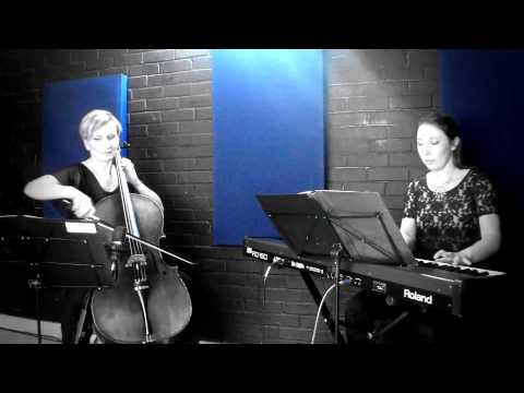 Leonard Cohen -Hallelujah (Piano/Cello cover)- The Piano and Cello Duo
