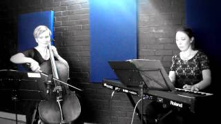 Leonard Cohen Hallelujah Piano Cello cover The Piano and