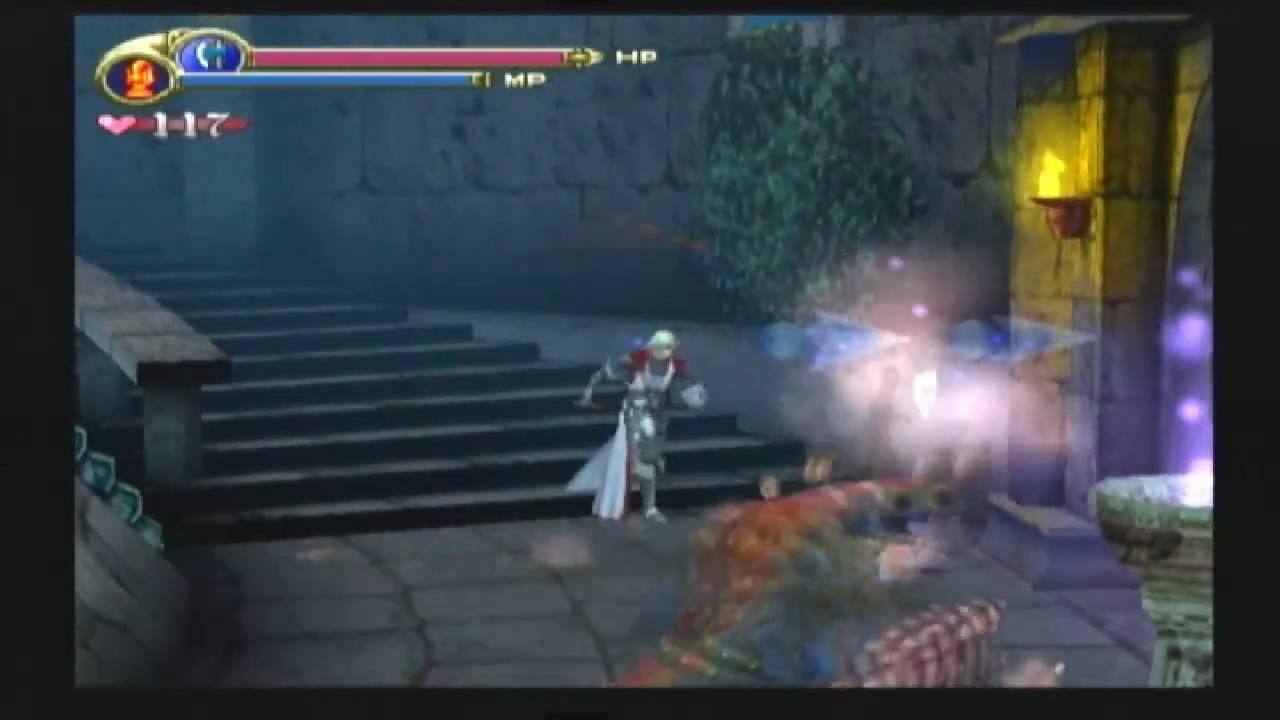 Castlevania: Lament of Innocence - Walkthrough, Prelude to ...