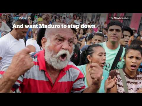 Picture This: Venezuela's Protests