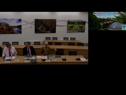 Environment and Infrastructure Committee, Perth & Kinross Co