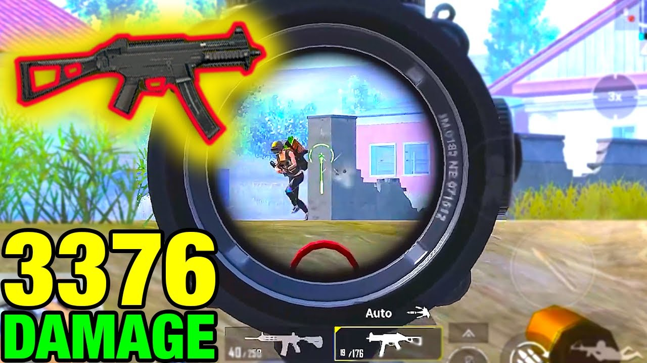 Download NEW - The Power of UMP45!! | PUBG Mobile